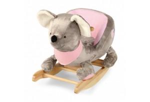 Детска дървена люлка Мабел за момичета