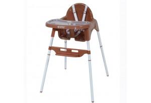 Lorelli - Стол за хранене AMARO BROWN